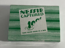 Nessie Captured - Take Nessie Home In A Box - New - Fab Stocking Stuffer