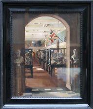 J B ROBERTSON SCOTTISH OIL PAINTING GLASGOW KELVINGROVE GALLERY ART ac 1920-1944