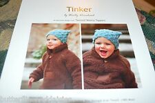 Tinker Hat Woolly Wormhead Knitting Pattern