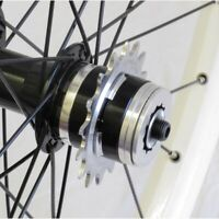 Onza Tensile Syncro-loc Single Speed Converter Kit, SS Conversion Adapter, 15T