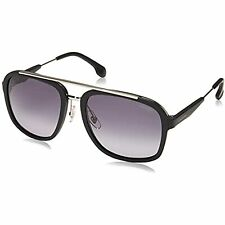 Carrera 133/S Sunglasses Matte Black Ruthenium (9O) / Dark Grey Gradient