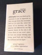 Philosophy Amazing Grace 2 fl.oz. Eau De Toilette Vaporisateur  NIB Sealed