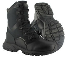 "Magnum Mach 1 8"" Plain Toe Tactical Police/Security Boots"