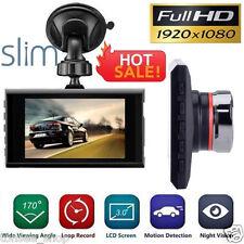 3' Full HD 1080P Auto DVR Strich Kamera G-sensor Fahrzeug Video Orangen Recorder