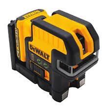 "DeWalt DW0822LG 2 Spot Cross-Line ""GREEN"" Laser Kit"