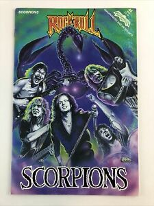 Scorpions Rock N'  Roll Comics #44 (1992) - nice condition