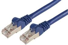 PATCH LEAD CAT 6A LSOH BLUE 20M Cable Assemblies PSG91125 PACK 1