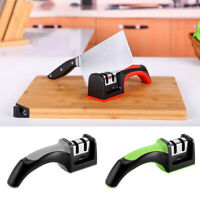 Knife Sharpener Knives Diamond 3 Stage For Sharp Scissors Kitchen Tool