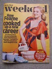Weekend Magazine: Fearne Cotton, Burt Reynolds, Geoffrey Rush, Ewan McGregor