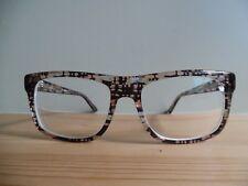 Custo Oval Translucent Brown Eye Glasses CBG407010 52-16 / 145