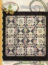 10% Off Crab-apple Hill Quilt/Embroidery Pattern - Whoooterville