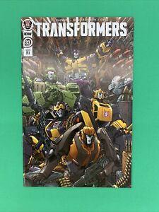 Transformers #33 Alex Milne 1:10 Retailer Incentive RI Variant IDW 2021