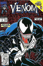 Venom Issue #1 Lethal Protector Spider-man NM/M Marvel Comic