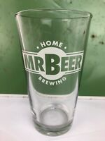 MR BEER - BEER Lager GLASS  Pint glass Home Brewing - Fast Free Shipping
