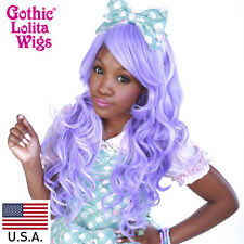 Gothic Lolita Wigs® Duplicity™ Collection - Lavender Jardin- 00156