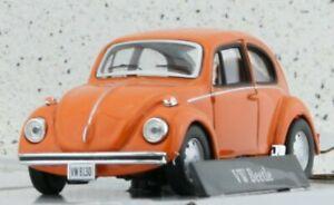 VW Volkswagen Käfer / Beetle - orange - Cararama 1:43