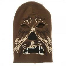 STAR WARS 7 TFA Official Licensed CHEWBACCA Wookie SKI MASK HAT Winter COSPLAY