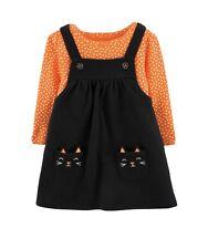 Baby Girl Halloween Bodysuit & Jumper Set - Newborn