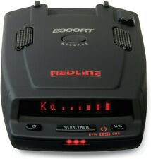 Escort RedLine Ultimate Performance Dual Antenna Radar Laser Detector New Sealed