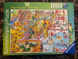 Ravensburger The Puzzle Factory 1000 Piece Jigsaw
