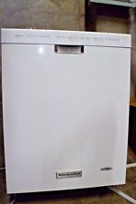 Kitchen Aid 24'' 6-Cycle/5-Option Dishwasher, Pocket Handle KDFE104DSS