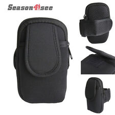 Jogging Running Cycling Sport Gym Pouch Arm Wrist Bag Case Fit Keys/Mobile Phone