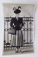 27097 großes UFA Film Presse Foto mit Autogramm ERIKA von HELLMANN um 1938