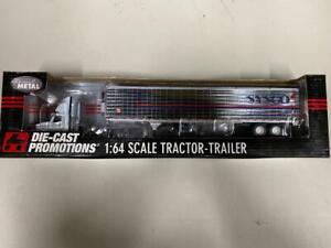 "DCP 31556 ""Sysco"" International w/Reefer Van 1:64 Die-cast Promotions First Gear"