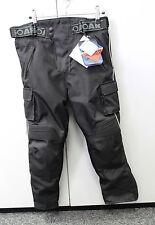 NEU Original SOAR Kinderhose Motorradhose Größe XXL schwarz