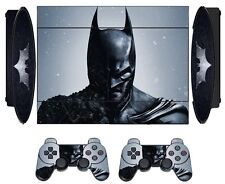 Hero 252 Skin Sticker for PS3 PlayStation 3 Super Slim with 2 controller skins