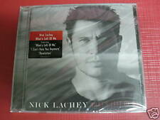 NICK LACHEY What's Left To Me CD Album SEALED NEW