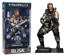 "Titanfall 2 Blisk 7"" Colour Tops Blue Wave Figure McFarlane IN STOCK"