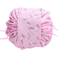 Magic Travel Pouch Drawstring Lazy Portable Cosmetic Beauty Makeup Toiletry Bag