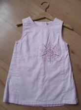 Baby Girls Clothes Age 9-12 Month Girls Winter Snowflake Design Cord Lined Dress