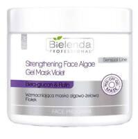 Bielenda Professional Strengthening Algae Peel Off Face Mask Violet Rutin 200g