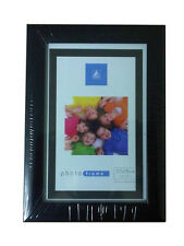 Black Modern Contemporary Photo Picture Frame 6x4'' - BLHT/1