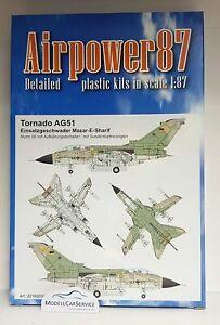Airpower87 (H0): 221600302 Tornade Ag 51 Einsatzgeschwader Mazar-E Sharif