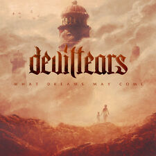 "DEVILTEARS ""What Dreams May Come"" CD 2016 Russian Gothic Metal forgive-me-not"
