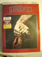 Sealed Dvd : 1993 - Schindler'S List - Special Edition - 2 Discs - Lian Neeson