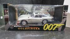 Auto Art BOXED James Bond 007 Goldfinger Aston Martin DB 5 1:18