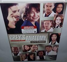 GREY'S ANATOMY COMPLETE SEASON 10 BRAND NEW SEALED R1 DVD