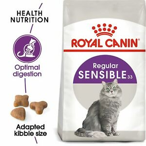 Royal Canin Sensible 33 Dry Adult Cat Food FREE NEXT DAY DELIVERY