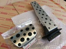 Lexus LS460 LS460L LS600h LS600hL  F-Sport Aluminum Pedal Set NEW Genuine OEM