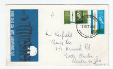 GB Post Office Tower 1965 FDC ( BT Tower )
