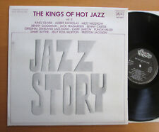 The Kings Of Hot Jazz Vol. 2 King Oliver Albert Nichols 1976 Ariston ARJ 15014