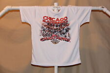 Chicago Blackhawks 2013 STANLEY CUP CHAMPIONS Team Photo T-SHIRT Youth Large NWT