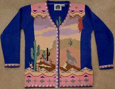 "Storybook Knits ""Cactus"" Cardigan Sweater BRAND NEW"