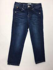 Hudson Dark Wash Skinny Slim Denim Blue Jeans Toddler Size 3T EUC