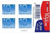 Niederlande Markenheftchen Postzegelboekje v1109b NVPH
