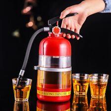 Unique Wine Drink Dispenser Fire Extinguisher Beverage Beer Water Barrels 2L